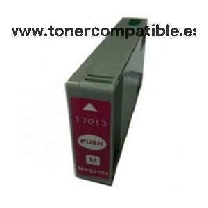 Tinta compatible Epson T7013 Magenta 45 ML