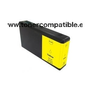 Tinta compatible Epson T7014 Amarillo 45 ML