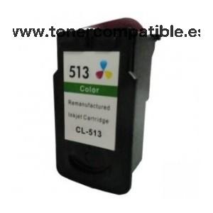 Tinta compatible Canon CL 513XL / Cartuchos tinta compatibles CL 513XL