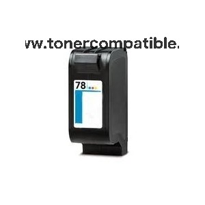 Cartucho de tinta compatible HP 78XL / Tinta compatibles HP