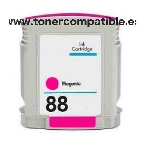CARTUCHO HP 88 XL - Magenta - 36 ML
