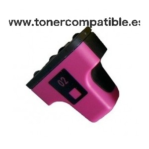 Cartucho compatible HP 363 XL
