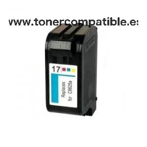CARTUCHO HP 17 - Color - 40 ML