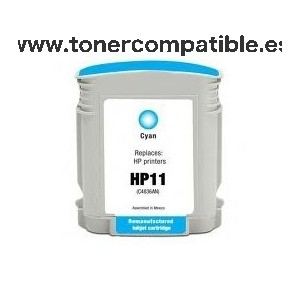 Cartucho de tinta compatible HP 11