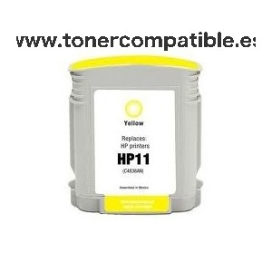 Cartucho tinta alternativo HP 11