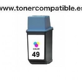 CARTUCHO HP 49 - Color - 22 ML