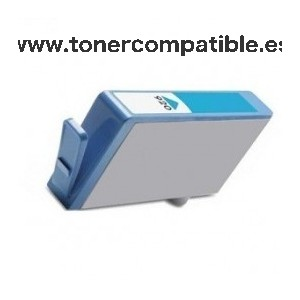 Cartucho HP 920XL cyan 15 ml / Tinta compatible