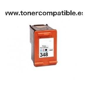 Cartuchos tinta compatibles HP 348