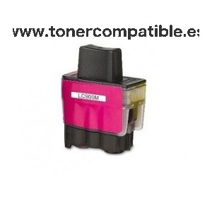 Tinta compatible Brother LC900 / Tinta compatible barata