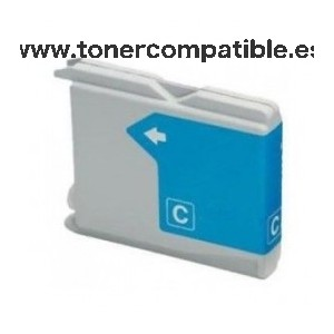 Cartuchos tinta compatibles Brother LC970 / Tinta compatible Brother LC1000