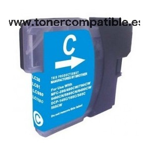 Tintas compatibles Brother LC980 / Cartucho tinta Brother LC1100 compatible