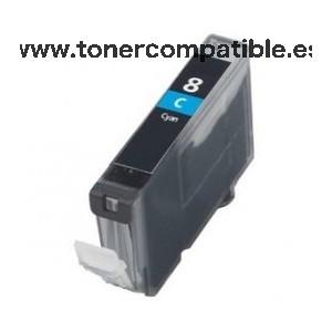 Tinta compatible Canon CLI 8