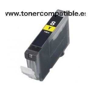 Cartucho tinta Canon CLI 8 compatible