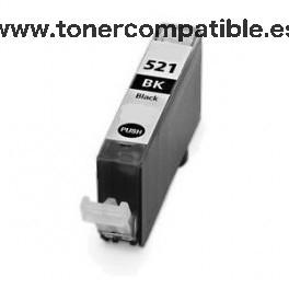 CANON - CLI 521 - Negro - 10 ML