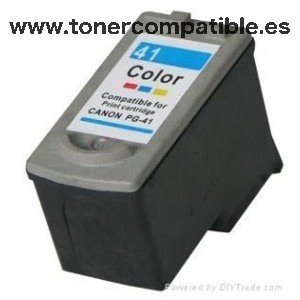 CANON - CL 41 - Color - 21 ML