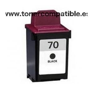Cartucho tinta compatible Lexmark 70