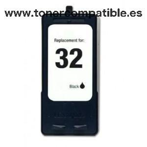 Tinta compatible Lexmark 32