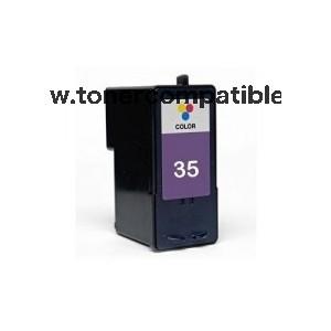 Tinta compatible Lexmark 35 / Tinta compatible barata