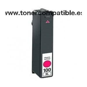 Tinta Lexmark 100 / Cartuchos tinta compatibles Lexmark