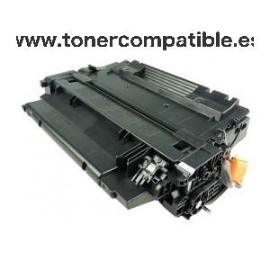 Cartuchos toner compatibles HP CE255A