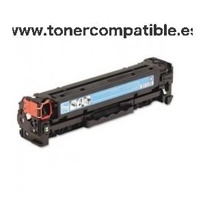 Cartucho toner HP CC531A / Cartucho toner Canon CRG718
