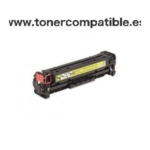 Toner reciclado HP CC532A / Cartucho toner reciclado Canon CRG718