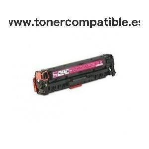 Cartucho toner remanufacturado HP CC533A / Toner remanufacturado Canon CRG718