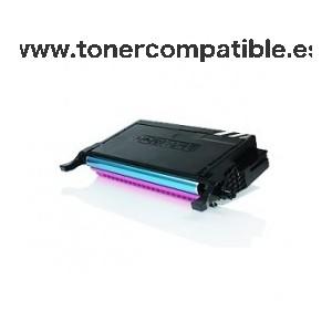 Toner reciclados Samsung CLP 610 / CLP 660