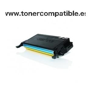 Toners compatibles Samsung CLP 610 / CLP 660