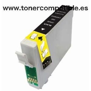 EPSON T0711 / T0891 negro 14 ml / Tinta compatible
