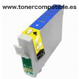 EPSON T0712 / T0892 cyan 14 ml / Tinta compatible