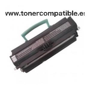 Toner reciclado Lexmark E250 E350 - E352 - E450