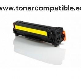 HP CE412A amarillo Toner compatible 2.600 pg