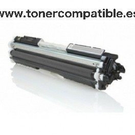 HP CE310A / HP 126A - Negro - 1.200 PG / Tóner compatible