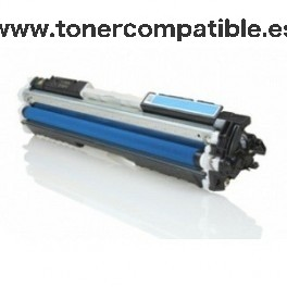 HP CE311A / HP 126A - Cyan - 1.000 PG / Tóner compatible