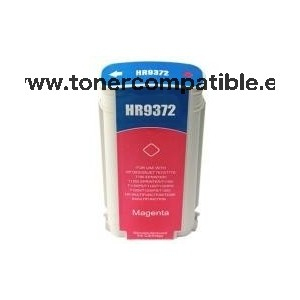 Cartucho compatible HP 72