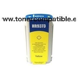 Tinta compatible HP 72 Amarillo C9373A