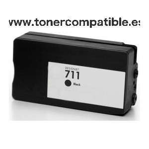 Tinta compatible HP 711