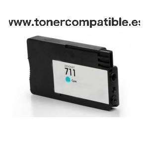 Tintas compatibles HP 711