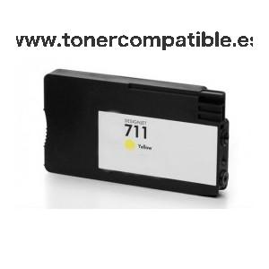 Cartucho tinta compatible HP 711