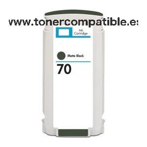 Tintas compatibles HP 70