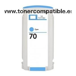 Cartucho compatible HP 70