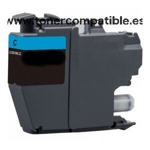 Tintas compatibles Brother LC3217