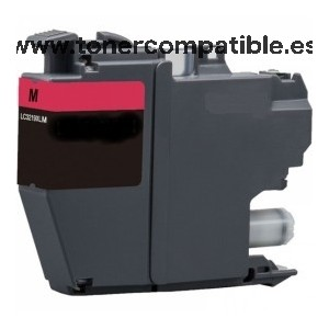 Cartucho compatible Brother LC3217