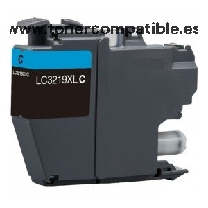 Tintas compatibles Brother LC 3219XL