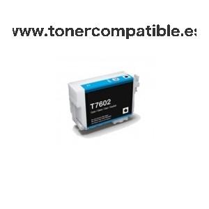 Tintas compatibles Epson T7602