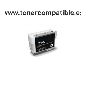 Cartuchos tinta compatibles Epson T7607 / Tinta compatible