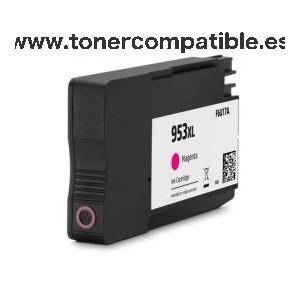 Tinta HP 953XL. Cartucho tinta compatible HP.