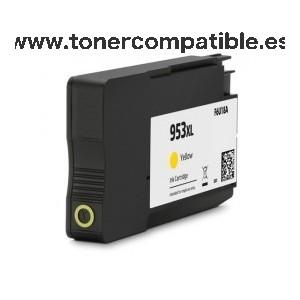Tintas compatibles. Cartuchos tinta genéricos HP 953XL.