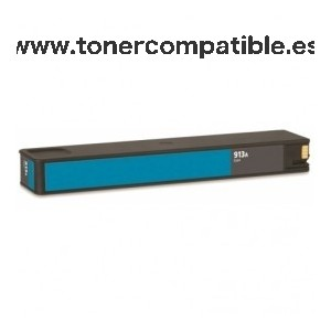 Cartucho de tinta compatible HP 913A / HP 973X. Tinta compatible HP.